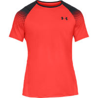 Under Armour Raid 2.0 Dash Print Left Chest Logo Tee