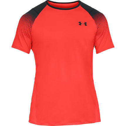 Camiseta de manga corta Under Armour Raid 2.0 Dash Print Left Chest Logo