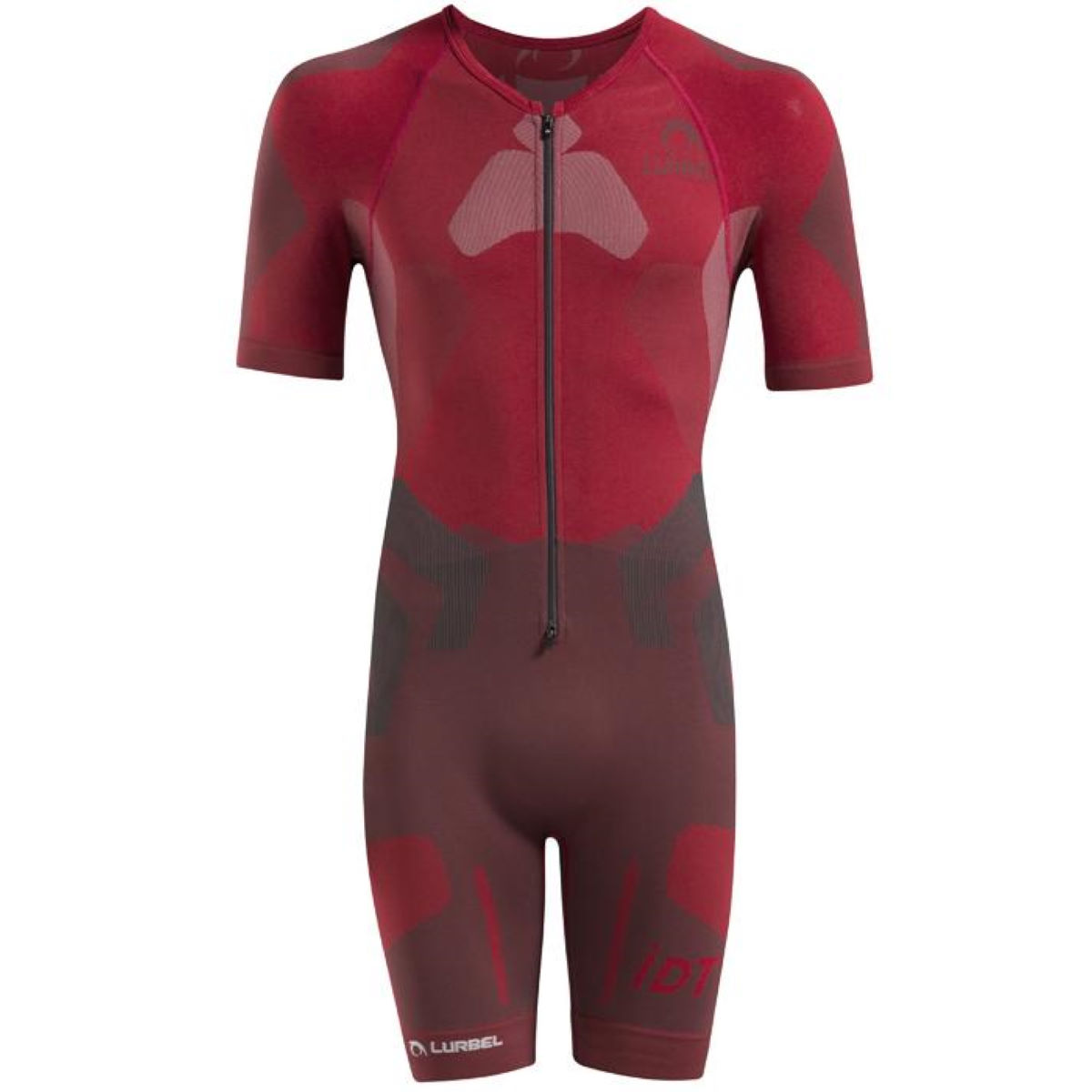 Combinaison de running Lurbel Trail Pro Duo - XL Rouge