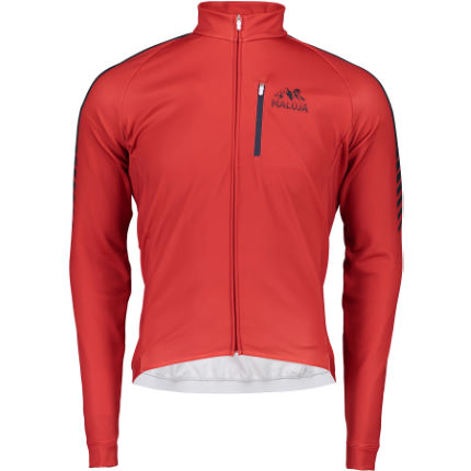 Maloja PrestonM. Long Sleeve Bike Jacket