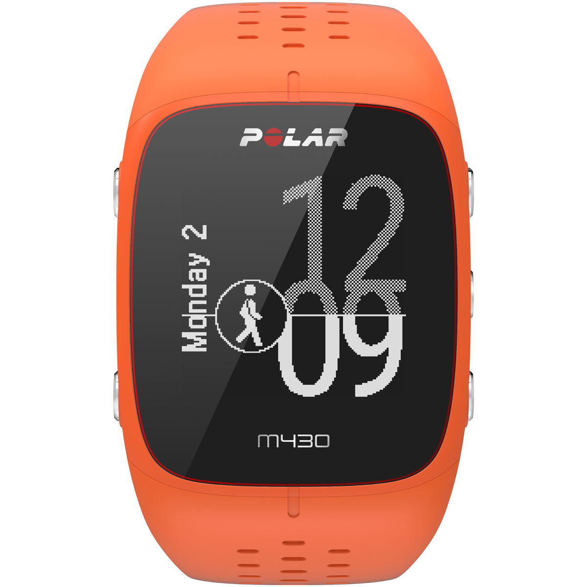 Montre de running Polar M430 GPS - One Size Orange
