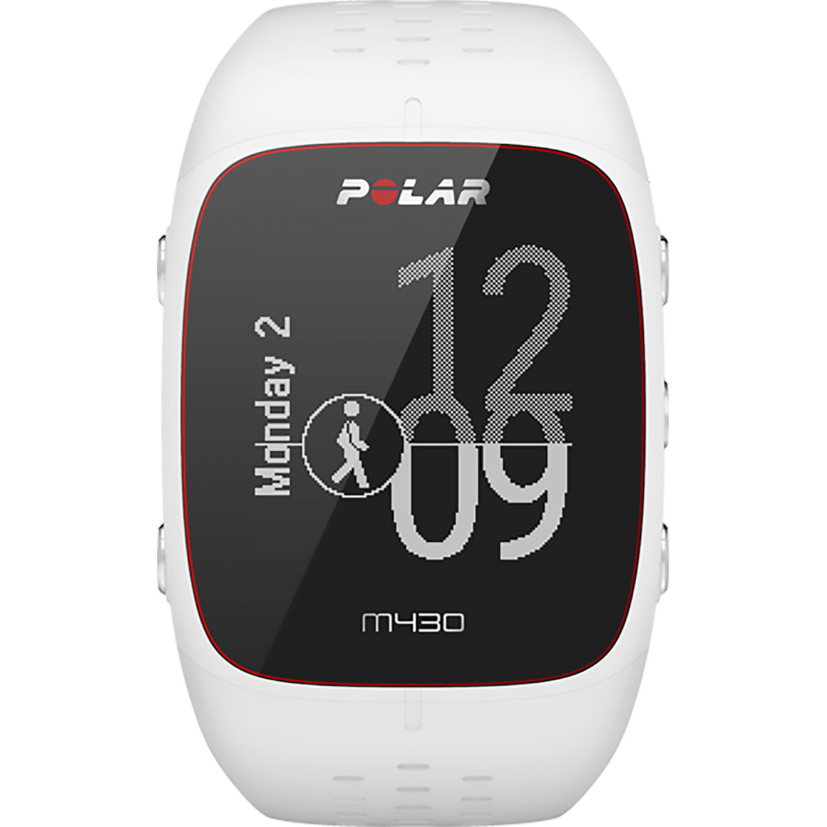 Montre de running Polar M430 GPS - Taille unique Blanc