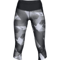 Under Armour Womens Superfast Printed Run Capri