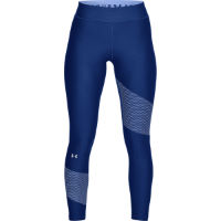 Under Armour Womens HeatGear Armour Graphic Ankle Crop Tight