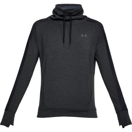 Under Armour Women's Featherweight Fleece Funnel Neck Top