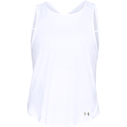 Under Armour Women's Free Cut Key Hole Tank