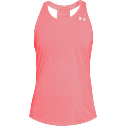 Under Armour Women's Threadborne Swyft Racer Run Tank