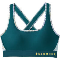 Under Armour Mid Crossback Print Sportbehå