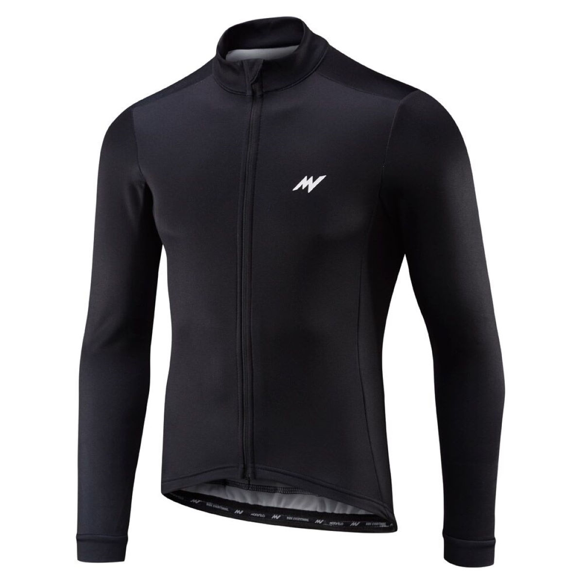 Maillot Morvelo Stealth Thermoactive (manches longues) - M Maillots