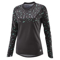 Morvelo Womens Fork Long Sleeve MTB Jersey