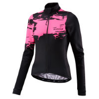 Morvelo Womens Serig Thermoactive Long Sleeve Jersey