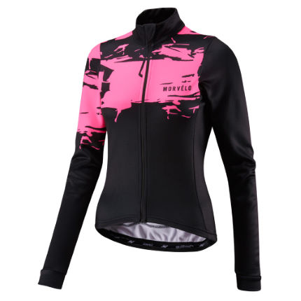 Morvelo Women's Serig Thermoactive Long Sleeve Jersey
