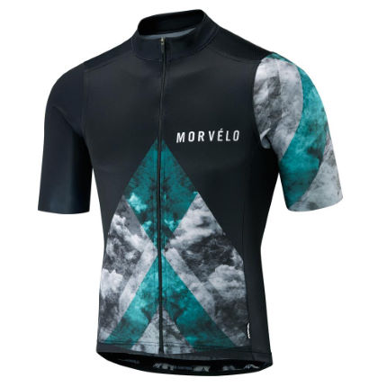 Morvelo Blackwater Short Sleeve Jersey