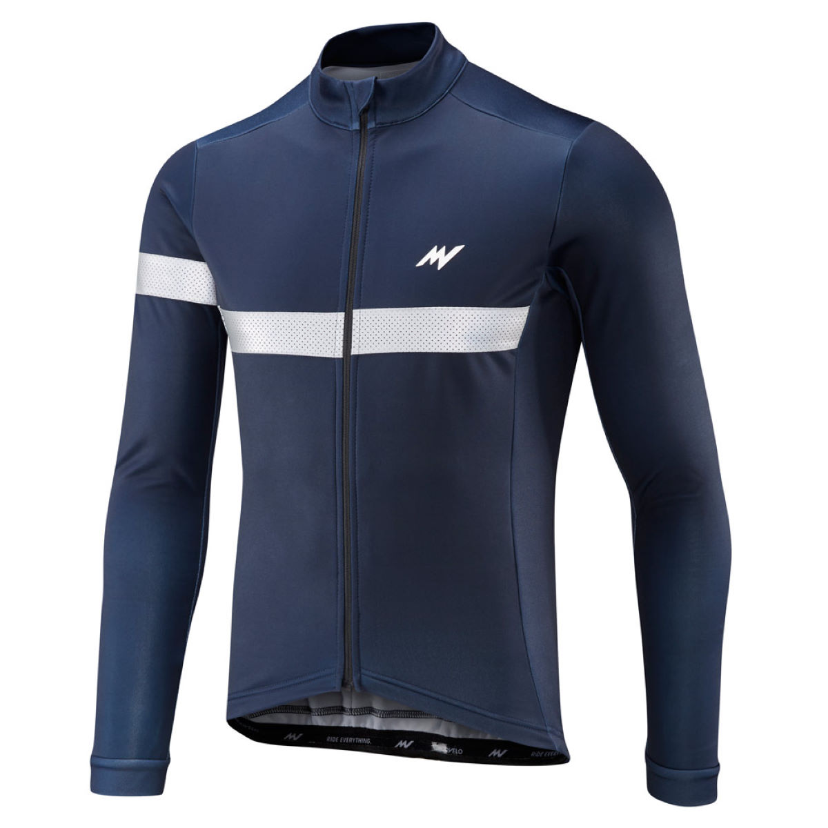 Maillot Morvelo Thermoactive (manches longues, coupe-vent) - M