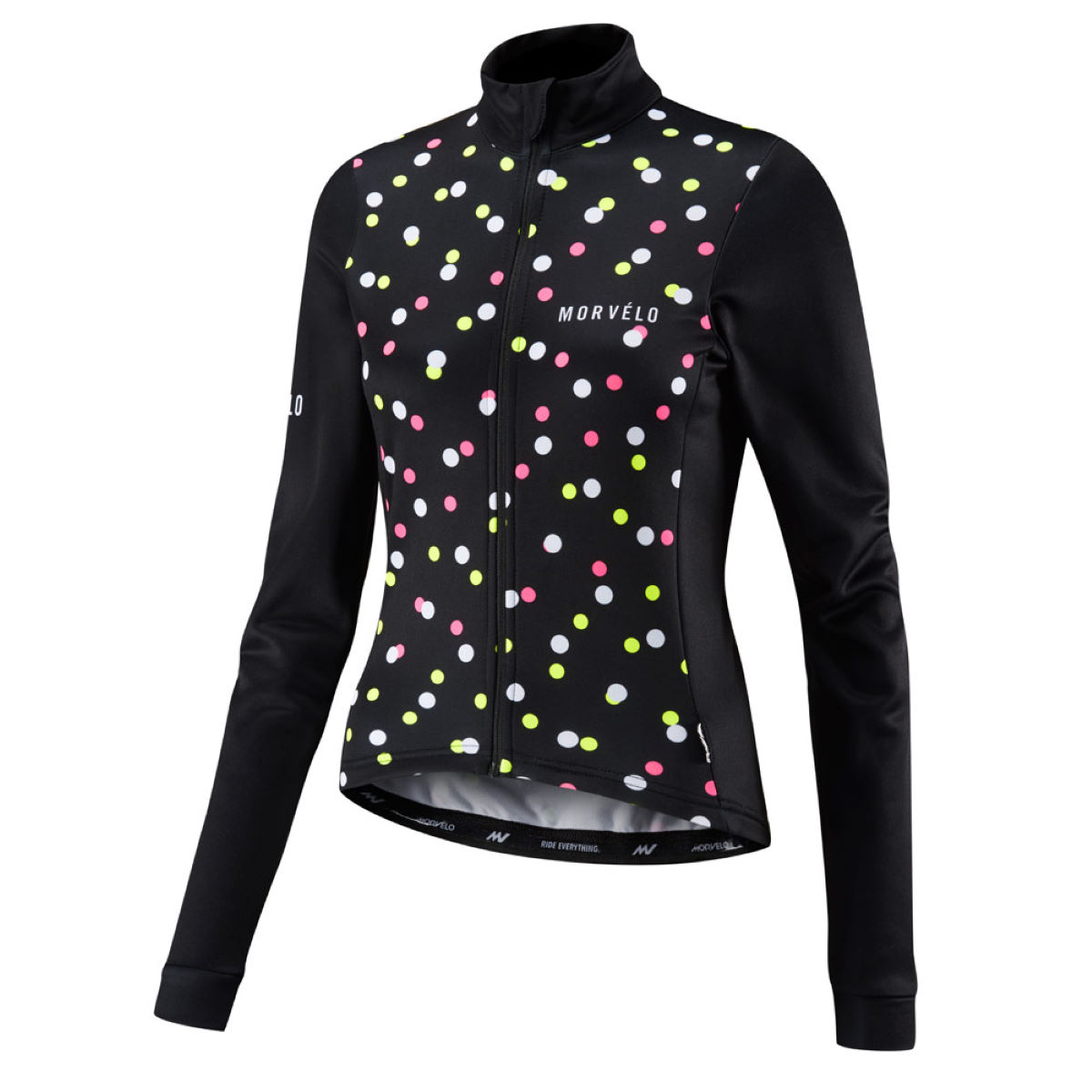 Maillot Femme Morvelo Gumball Thermoactive (manches longues) - M
