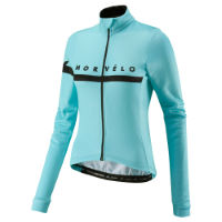 Morvelo Womens  Kuler Thermoactive Long Sleeve Jersey