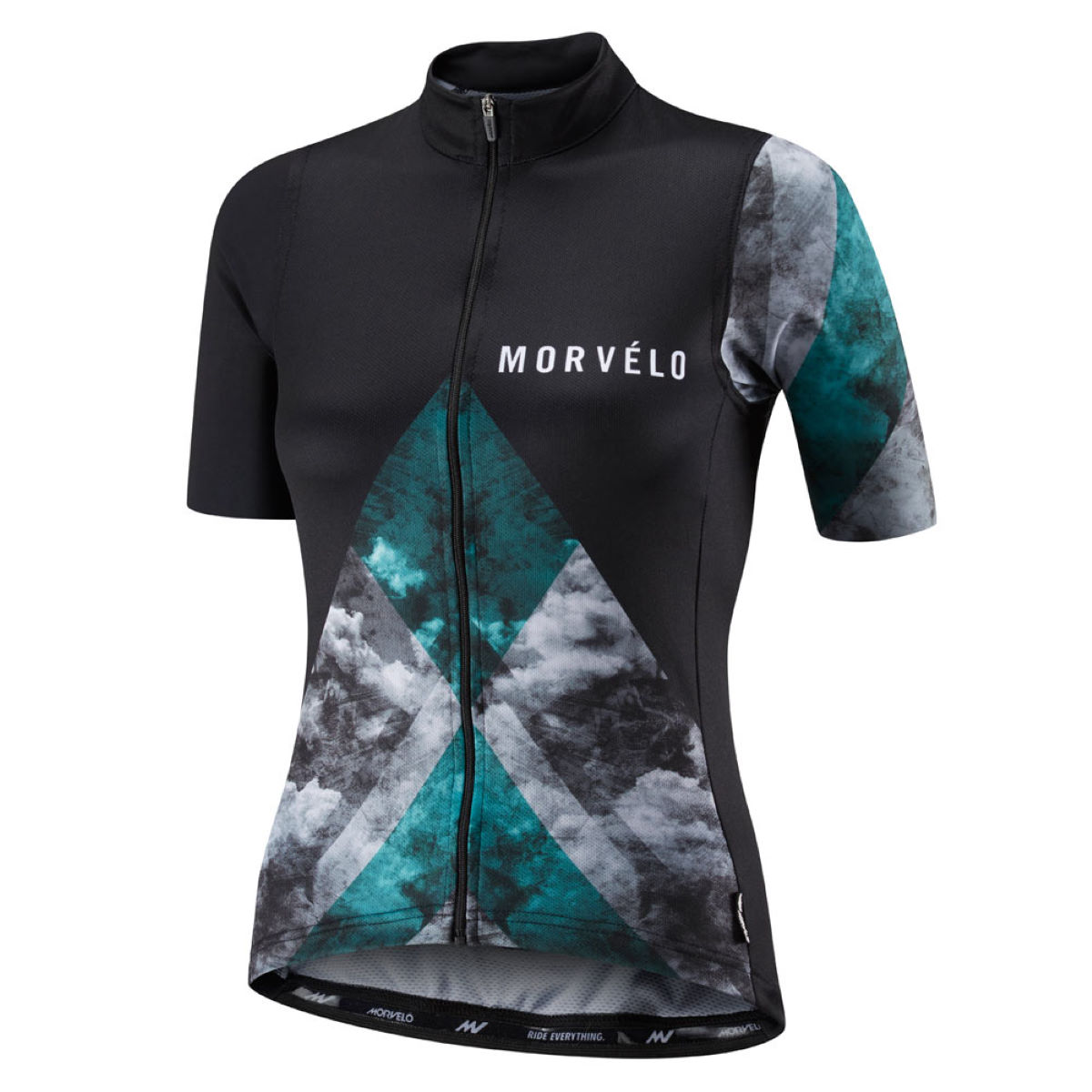 Maillot Femme Morvelo Blackwater (manches courtes) - M Blackwater