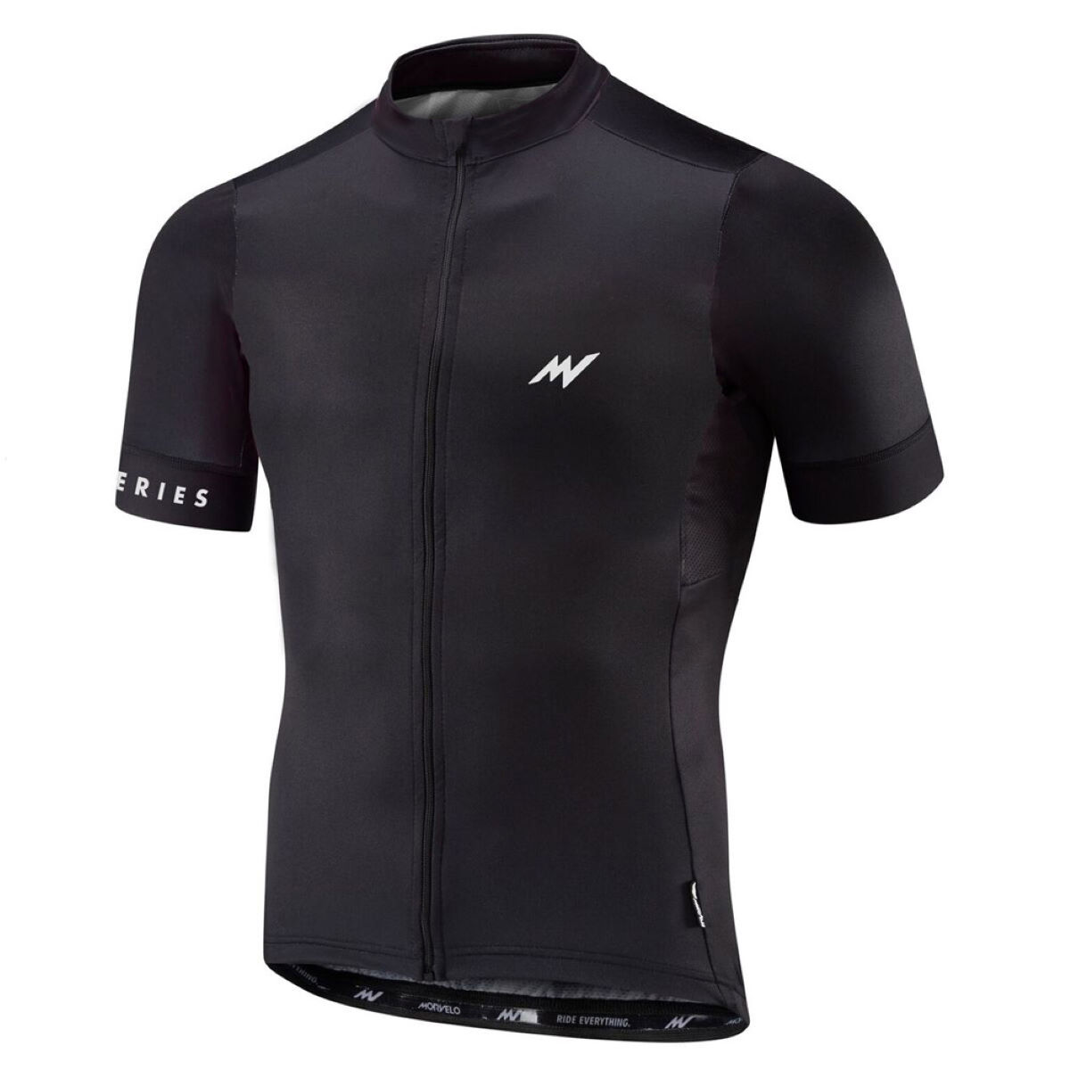 Maillot Morvelo Stealth Nth Series (manches courtes) - XL Stealth