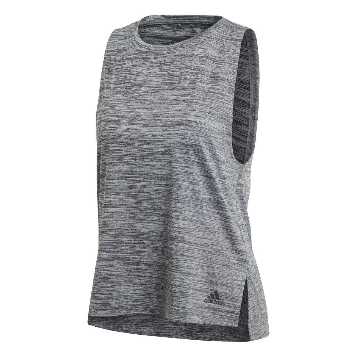 Débardeur Femme Adidas Boxy Light - Extra Small ASH GREY S18