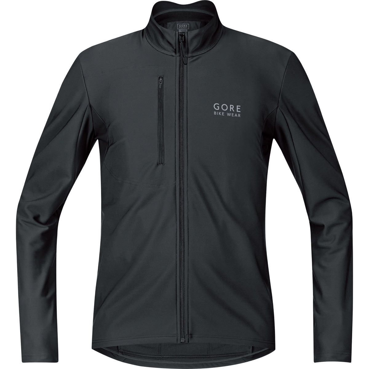 Maillot Gore Bike Wear E Thermo (manches longues) - XL Noir