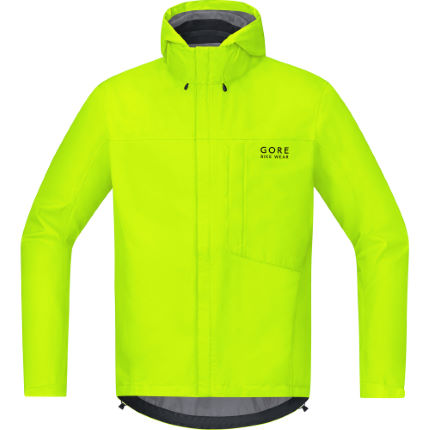 Gore Bike Wear Element Gore Tex Paclite Radjacke