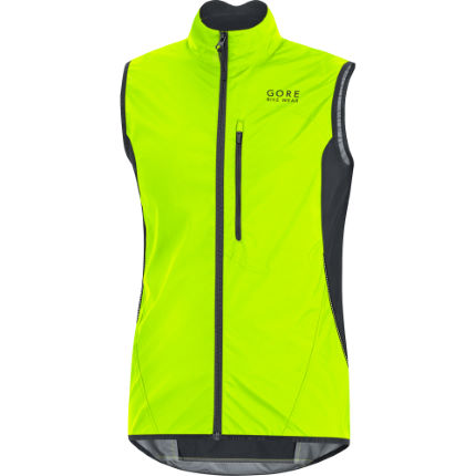 Gore Bike Wear Element Windstopper Active Shell Väst - Herr