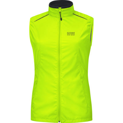 Chaleco Gore Bike Wear Element Windstopper Active Shell para mujer