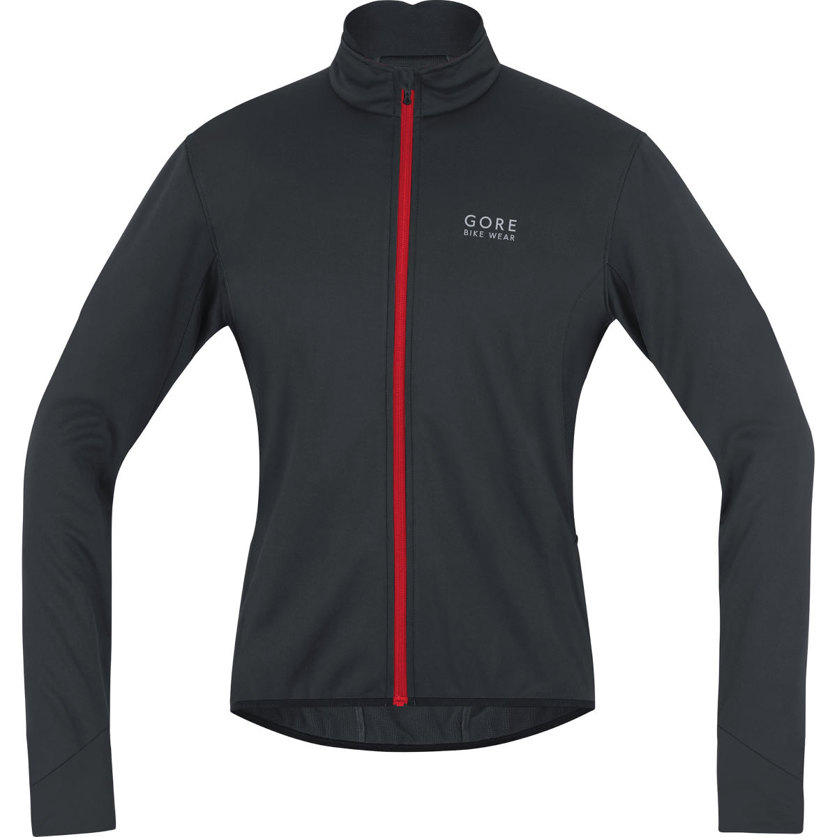 Gore Bike Wear - Power 2.0 Softshell Jacket - XL Noir/Rouge
