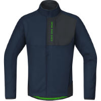 Gore Bike Wear Power Trail Windstopper Softshell Thermo Radjacke