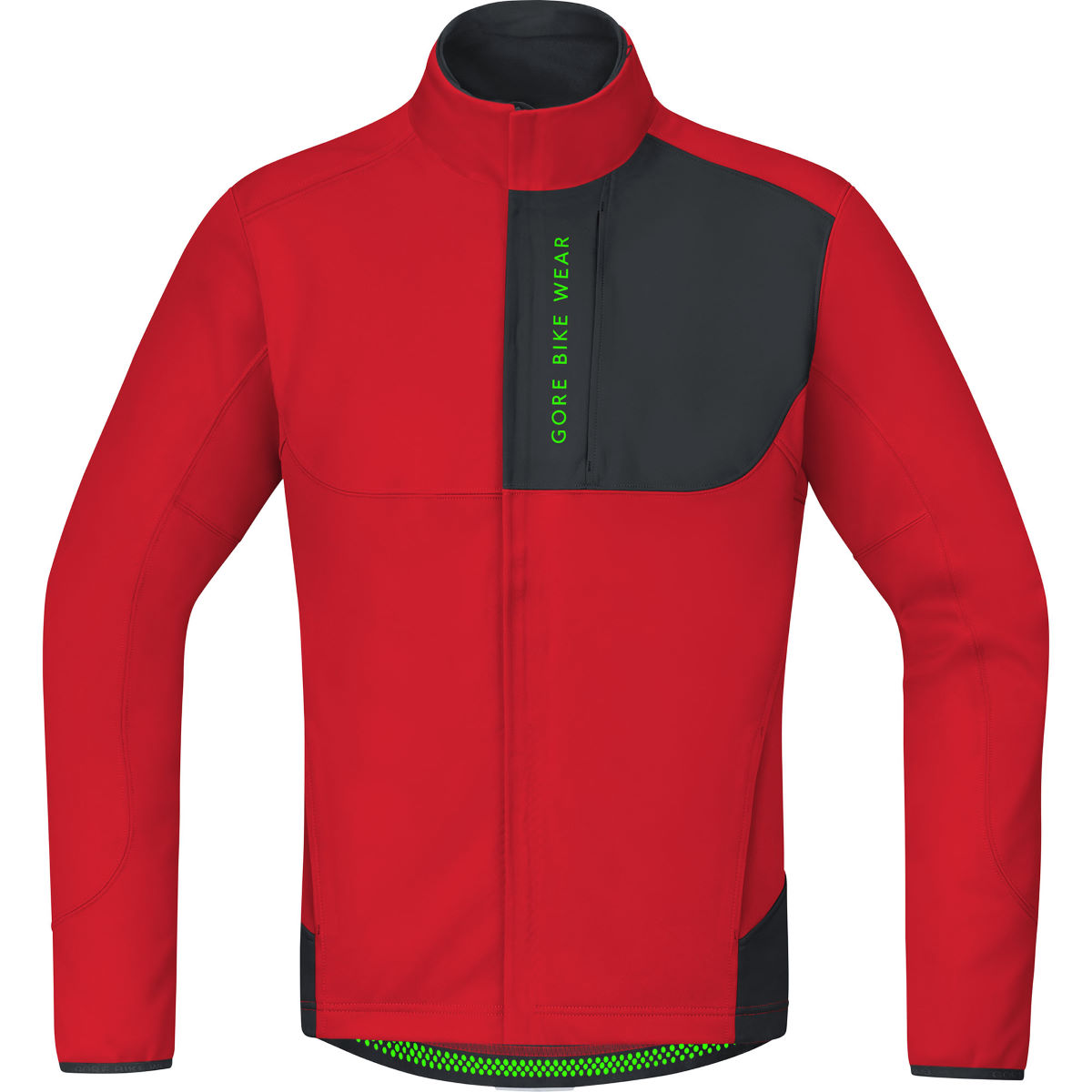 Gore Bike Wear - Power Trail Windstopper Softshell Thermo Jacket - XL