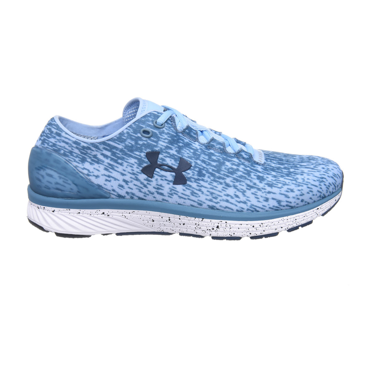 Under Armour Women's Charged Bandit 3 Ombre Running Shoe - 7.5