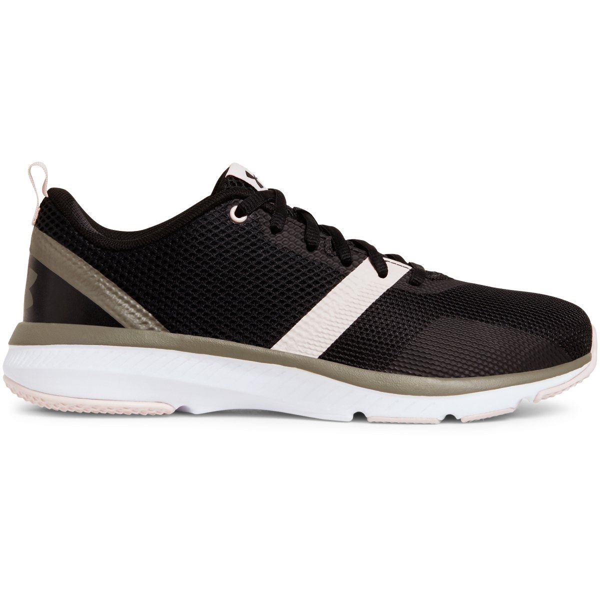 Chaussures Femme Under Armour Press 2 Training - 5 Black/French Gray