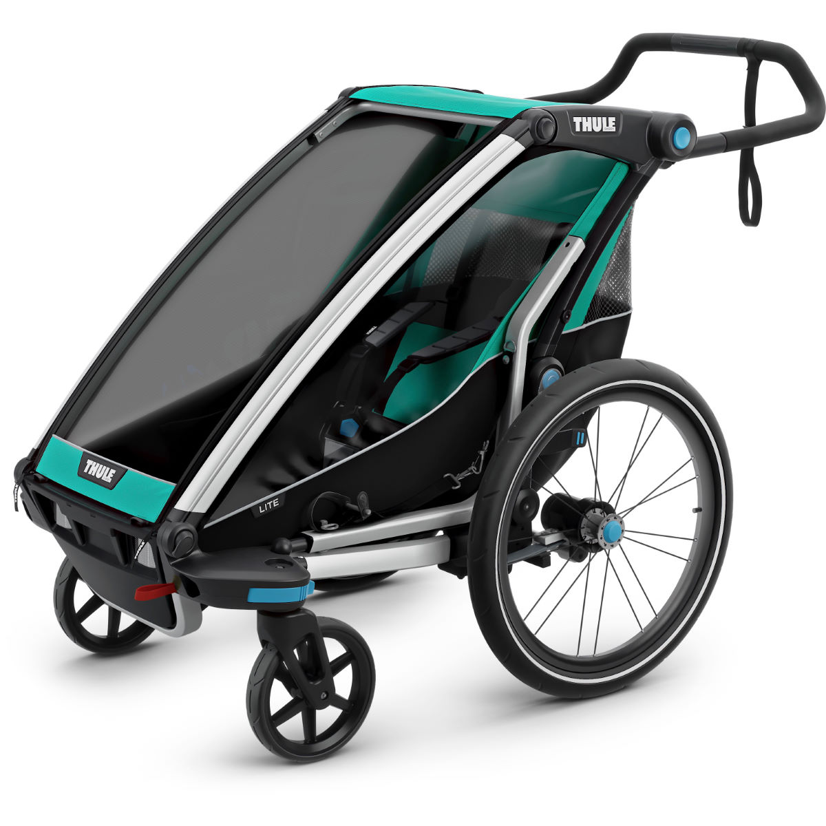 Thule Chariot Lite 1 Child Trailer - Remolques para niños