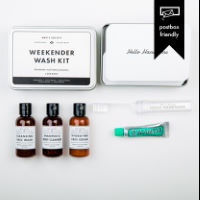 Kit de aseo Mens Society Weekender