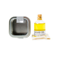 Mens Society Beard Oil & Face Rag