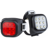 Knog Light Blinder Mini Niner set (voor- en achterlicht)