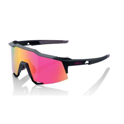 Gafas de sol 100% Speedcraft Tall (lente Purple Multilayer Mirror)