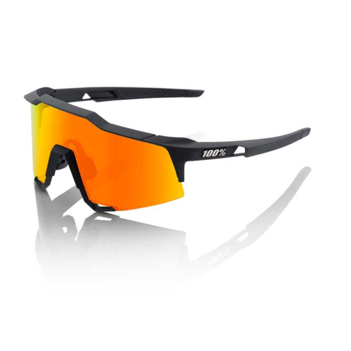 Gafas de sol 100% Speedcraft Tall (lente HD Red Multilayer Mirror) - Gafas de sol