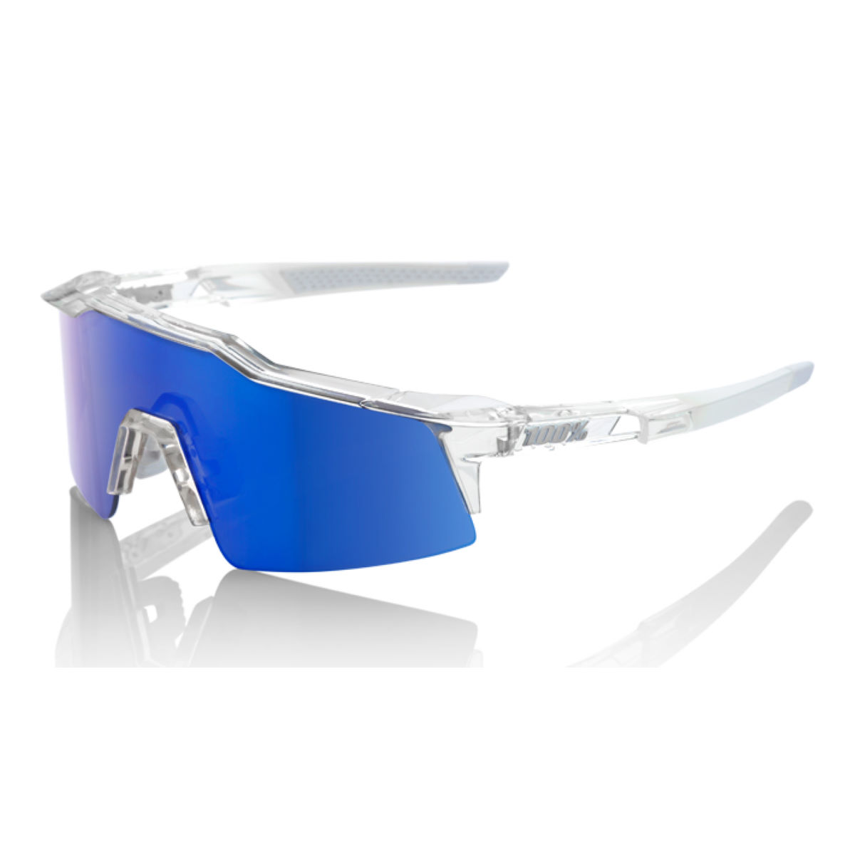 Gafas de sol 100% Speedcraft Short (lente Ice Mirror) - Gafas de sol