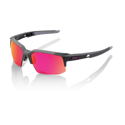 Gafas de sol 100% Speedcoupe (lente Purple Multilayer Mirror)