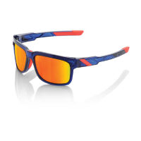 Gafas de sol 100% Type-S (lente HD Red Multilayer Mirror)