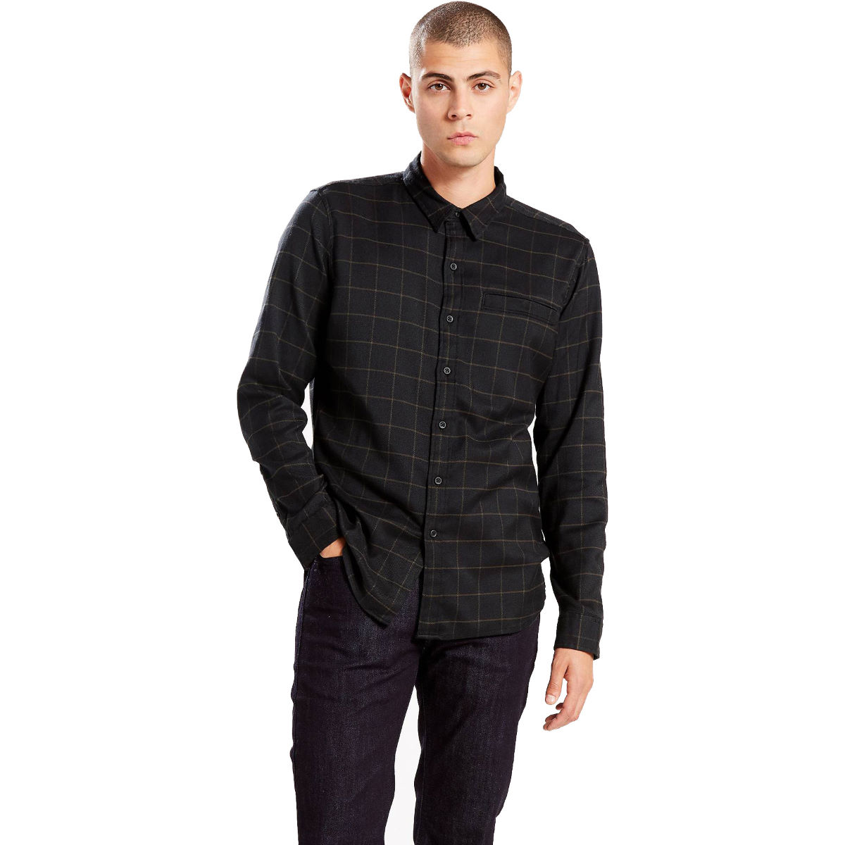 Camisa Levi's Commuter Pro Work - Camisas y polos