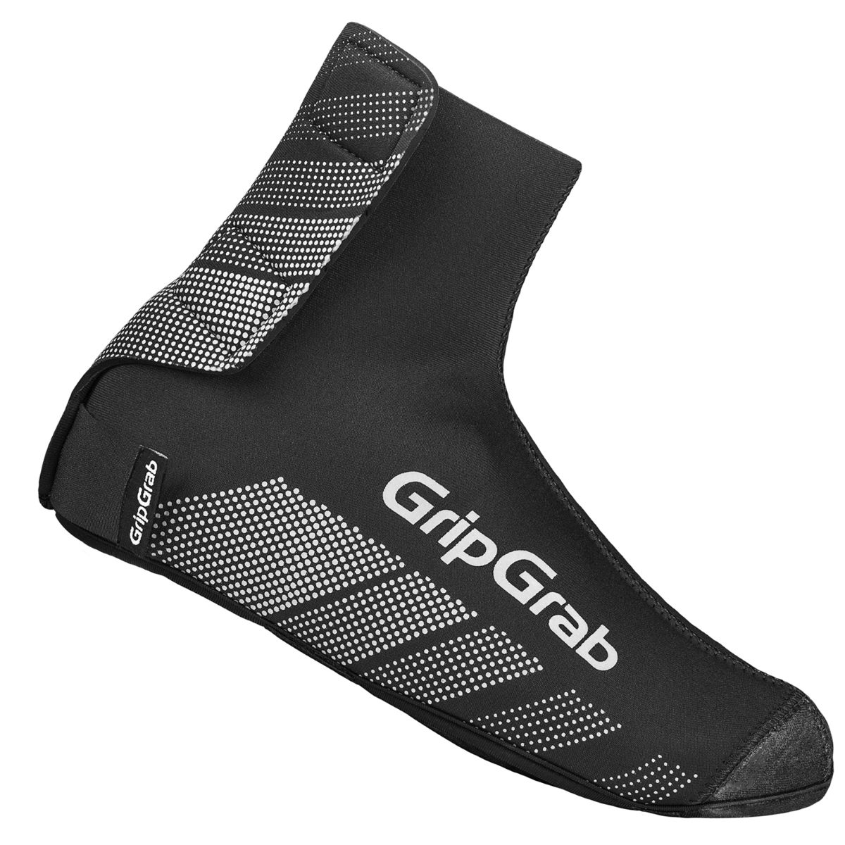 Couvre-chaussures GripGrab Ride (hiver) - XS Noir Couvre-chaussures