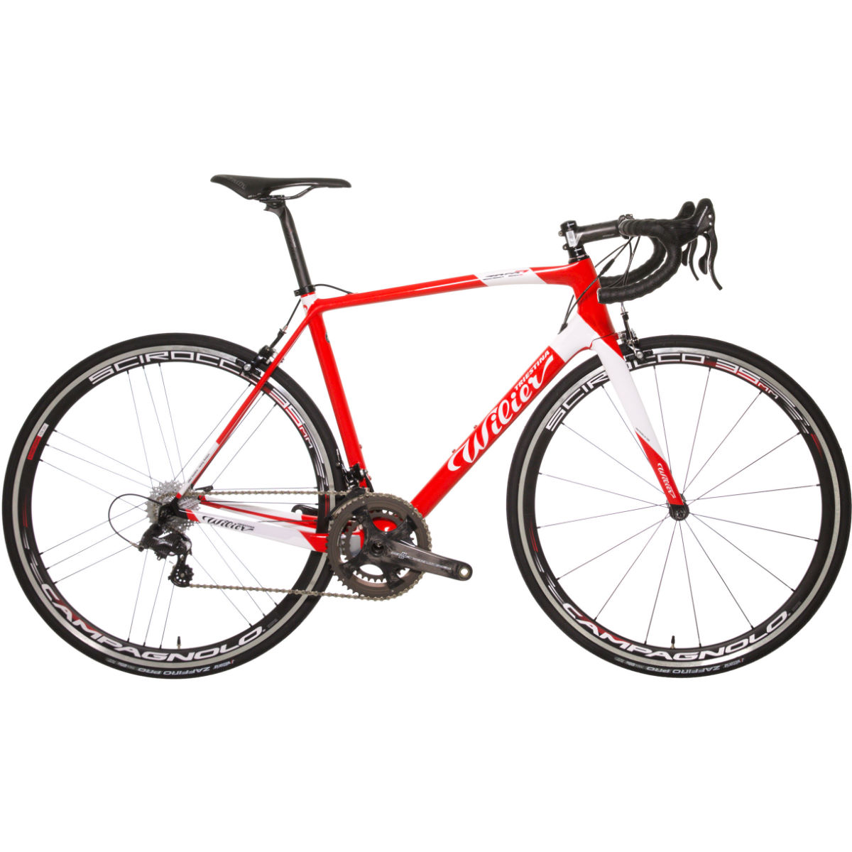 Wiggle Wilier Zero7 Chorus Scirocco S Red Wht Road Bikes Of A Bike Shock Absorbers 101 Tire Types Bicycle Geometry Fitting For
