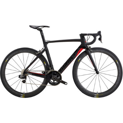 Wilier Cento1 0 Air Road Bike (SRAM Red ETAP - 2018)