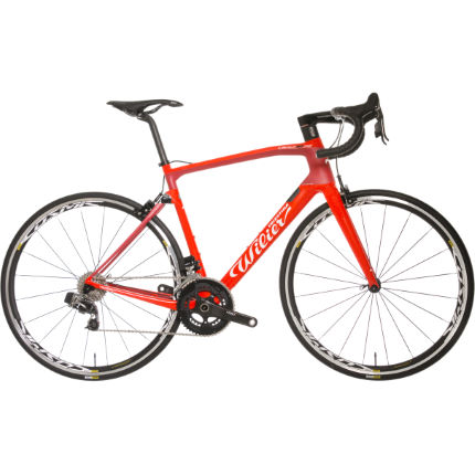 Wilier Cento10NDR Road Bike (SRAM Red ETAP - 2018)