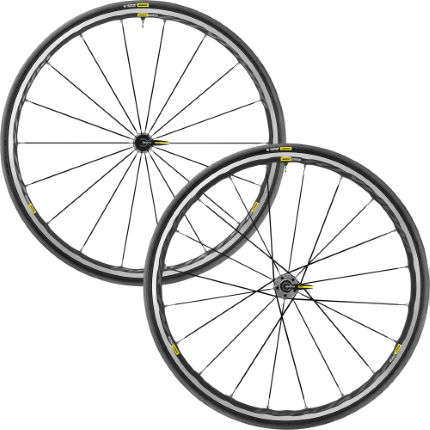Mavic Ksyrium Elite Road Wheelset (UST)