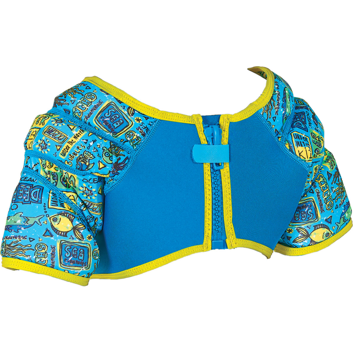 Gilet de flottaison Enfant Zoggs Deep Sea Water Wing - 4-5 years