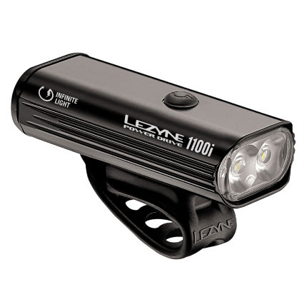 Lezyne Power Drive 1100I Loaded voorlamp