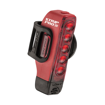 Luce posteriore Lezyne Strip Drive Pro 300